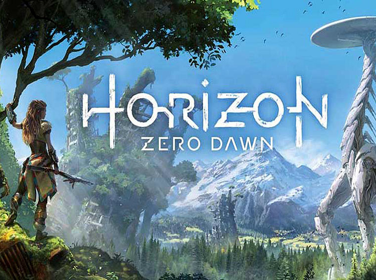 Horizon Zero Dawn's Frozen Wilds are Crazy Challenging: Let's Play