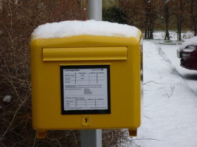 Vorschaubild : Service: Briefkästen der Deutschen Post