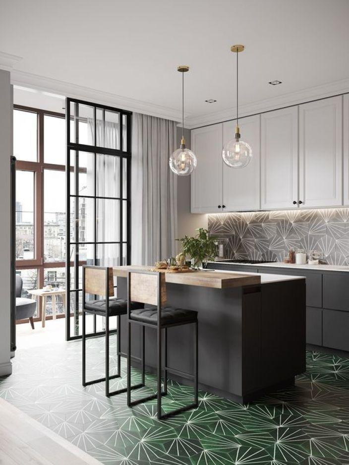 casas modernas cozinha