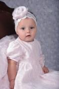 La principessa è pronta per il battesimo
