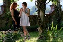 Bianco e Nero, per le acconciature di Valentina e Sara.