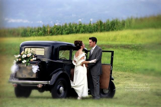 Tempo che passa, e ricordi che restano. #autodepoca #fotografopermatrimoni