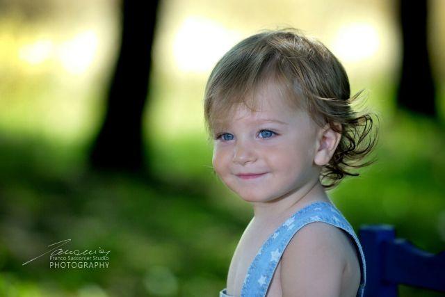 gli occhi azzurri di thomas