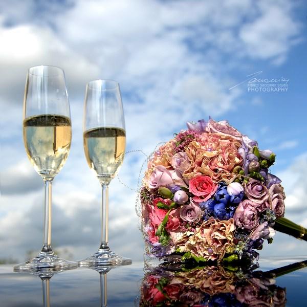 Un bouqut di tanti colori per il matrimonio #bouquetpermatrimoni