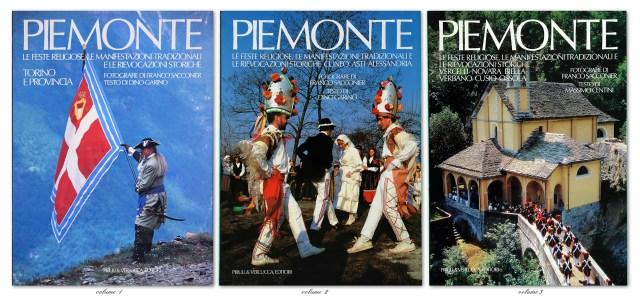 Feste del Piemonte pubblicati da #priuli&verlucca #editore