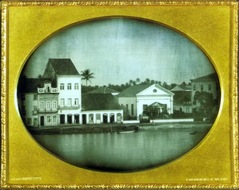 Recife (Brasil), 1851. Fredricks.