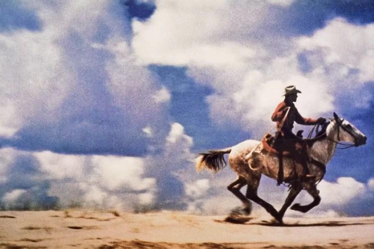 Sin título (vaquero) (Richard Prince, Estados Unidos, 1989)