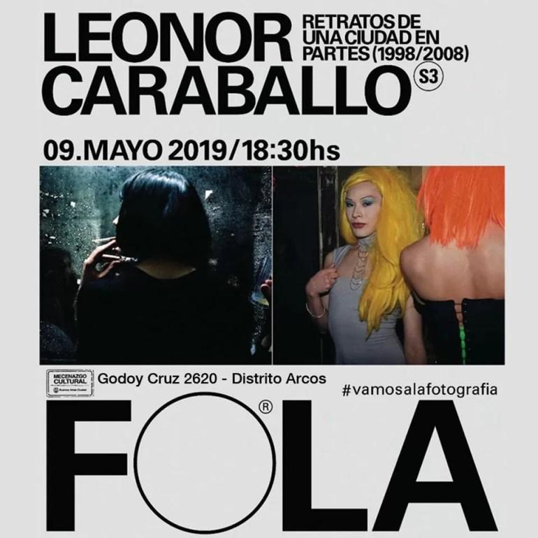 LEONOR CARABALLO en FOLA