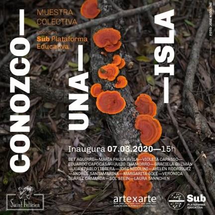 CONOZCO UNA ISLA, ESPOSICION FOTOGRAFICA EN ARTE X ARTE