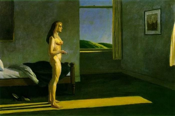 Curso Gratuito: Edward Hopper, el cine y la vida moderna