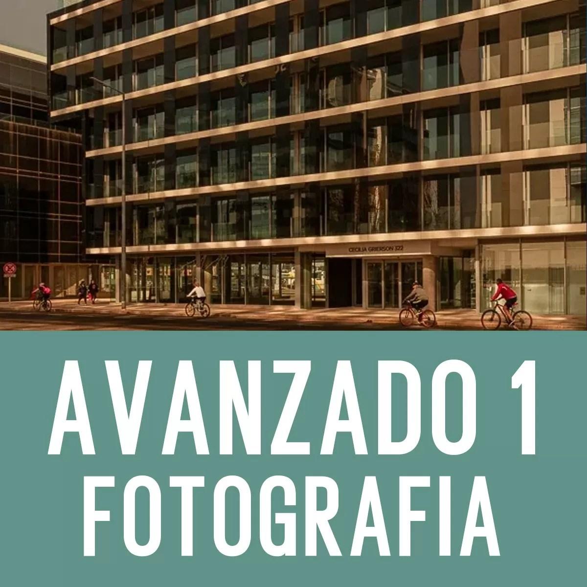 Curso Avanzado 1 de Fotografía Digital