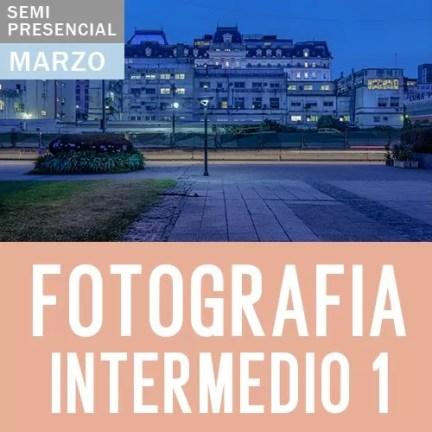 Curso de Fotografía Intermedio 1