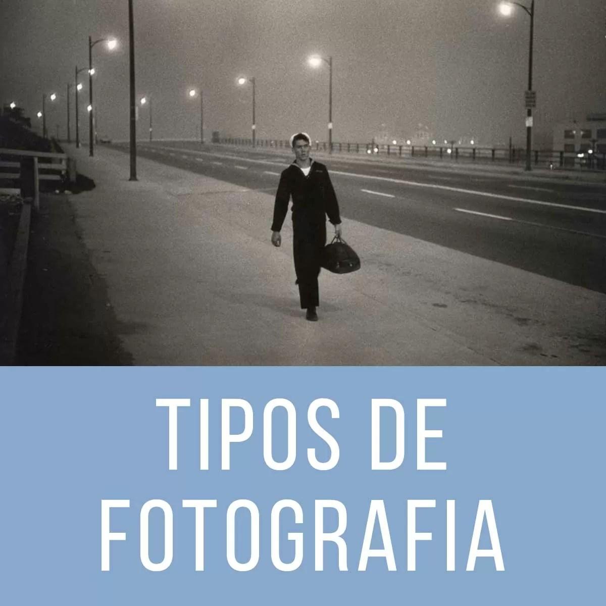 Los tipos de fotografia