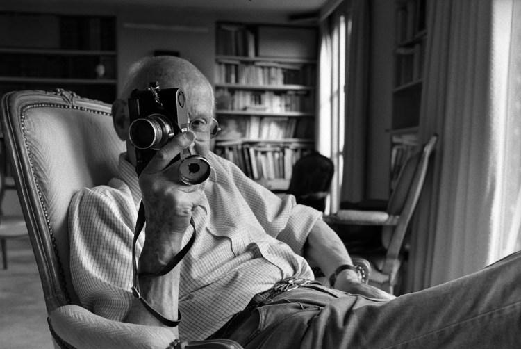¿Quién era Cartier Bresson?