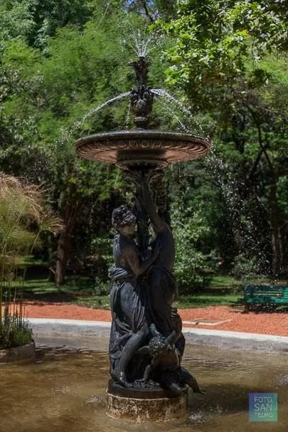 Foto del jardín botánico Carlos Thais