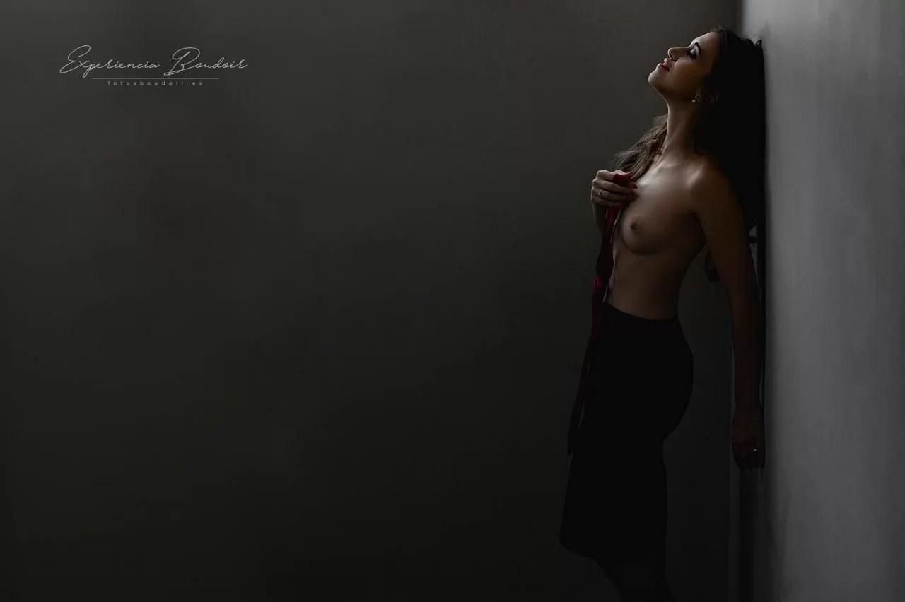 fotos boudoir desnuda