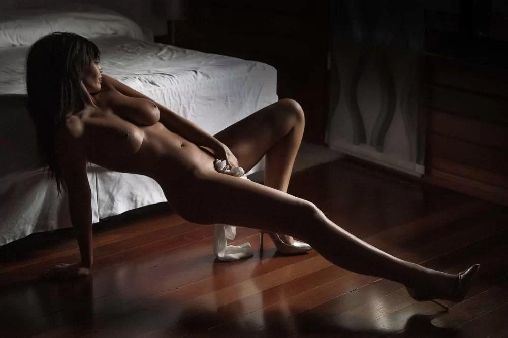 Sesion Fotos Boudoir sensual y desnudo artístico