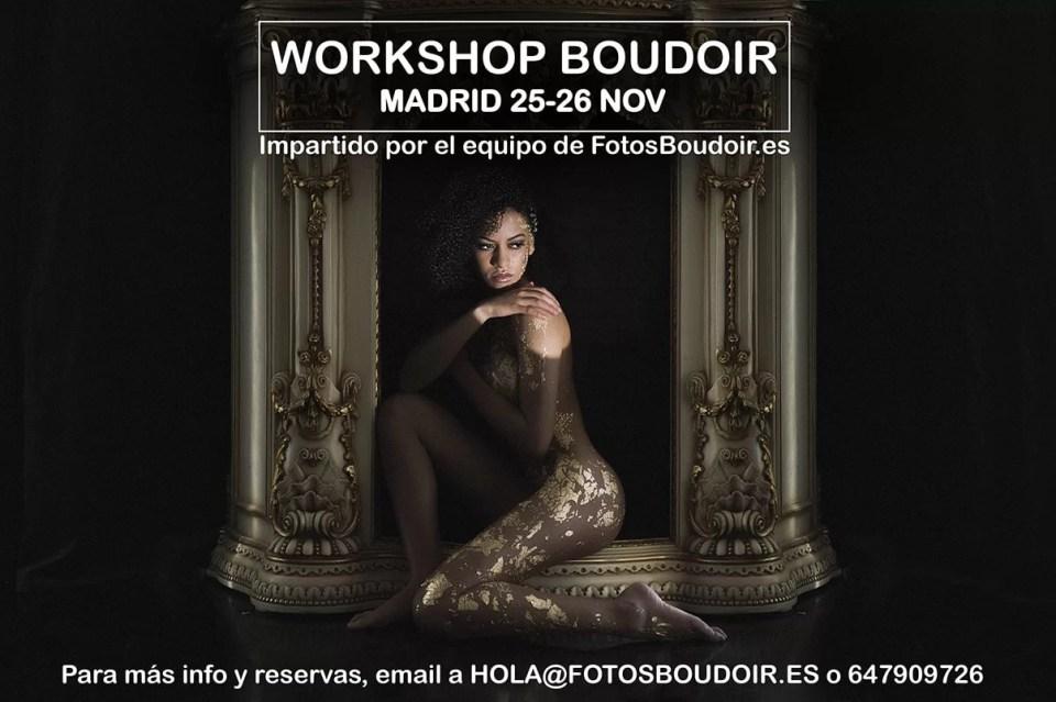 curso fotografia boudoir y sensual completo