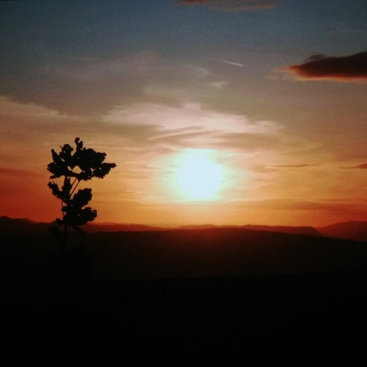 Enjoy the view from Küssaberg, Germany and this gorgeous sunset.