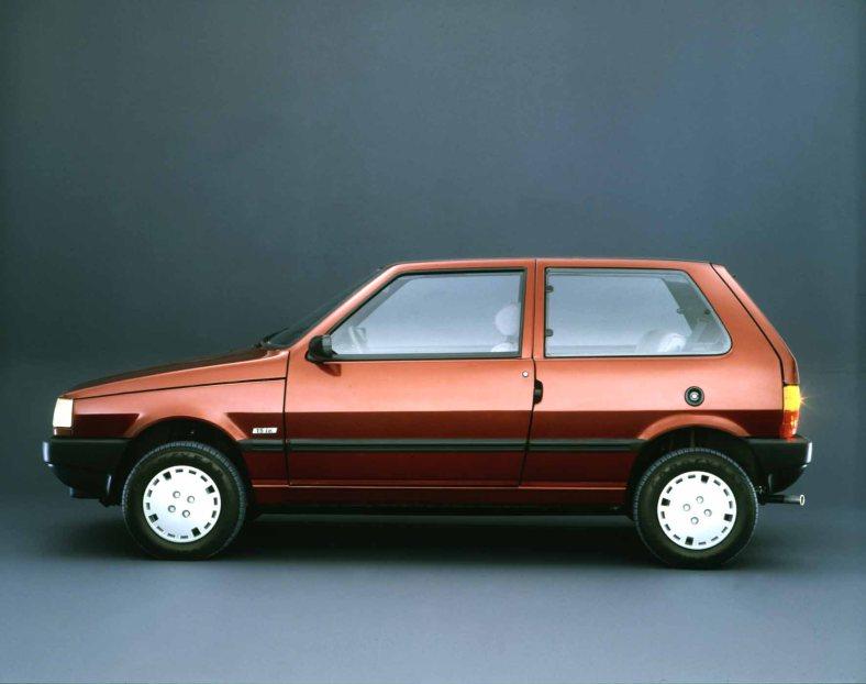 Fiat Uno CS 15 ie 1992