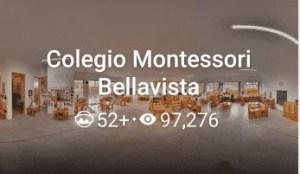Recorrido Virtual de colegio montesori bellavista