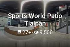 Sport World Patio Tlalpan
