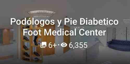 Podologos y Pie Diabetico 2020