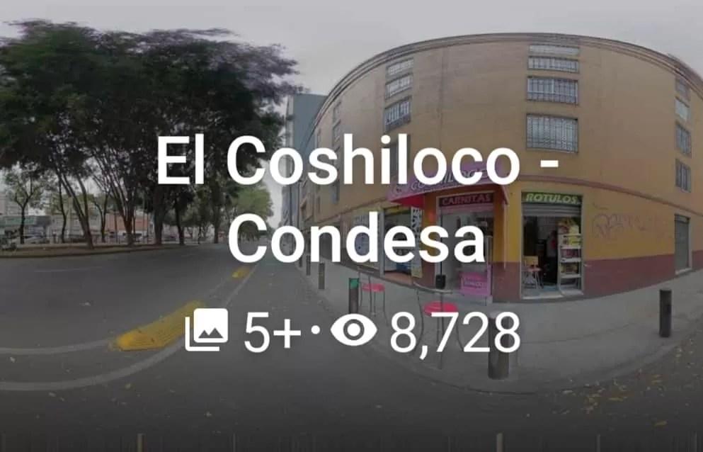 El coshiloco Condesa 2020
