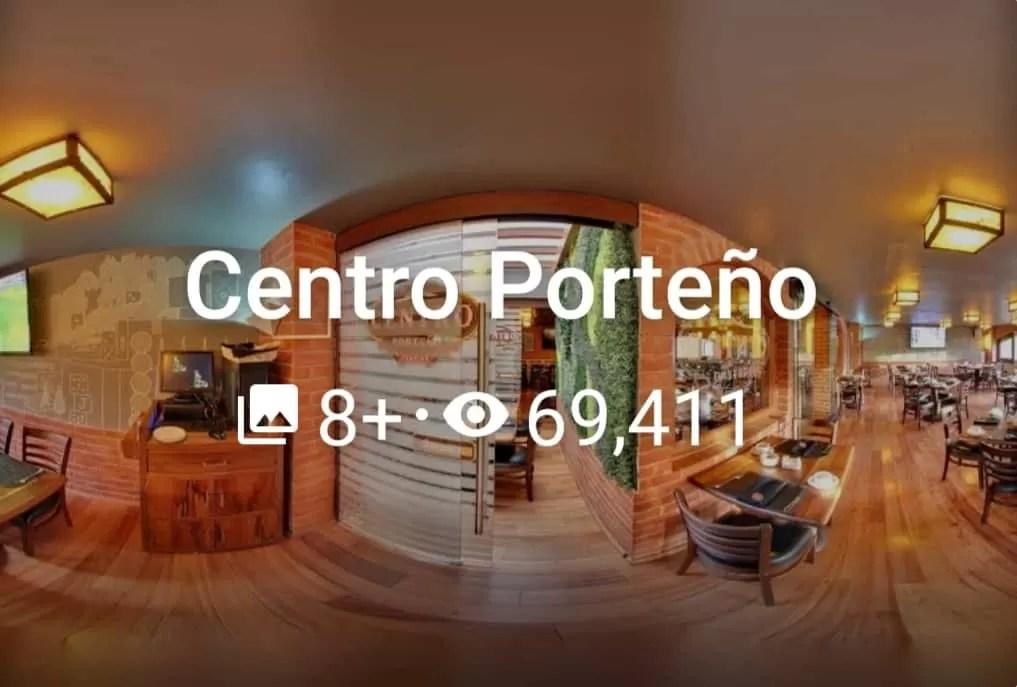 Centro Porteño 2020