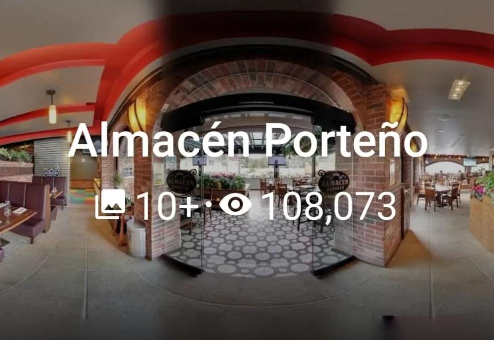 Almacen Porteño 2020