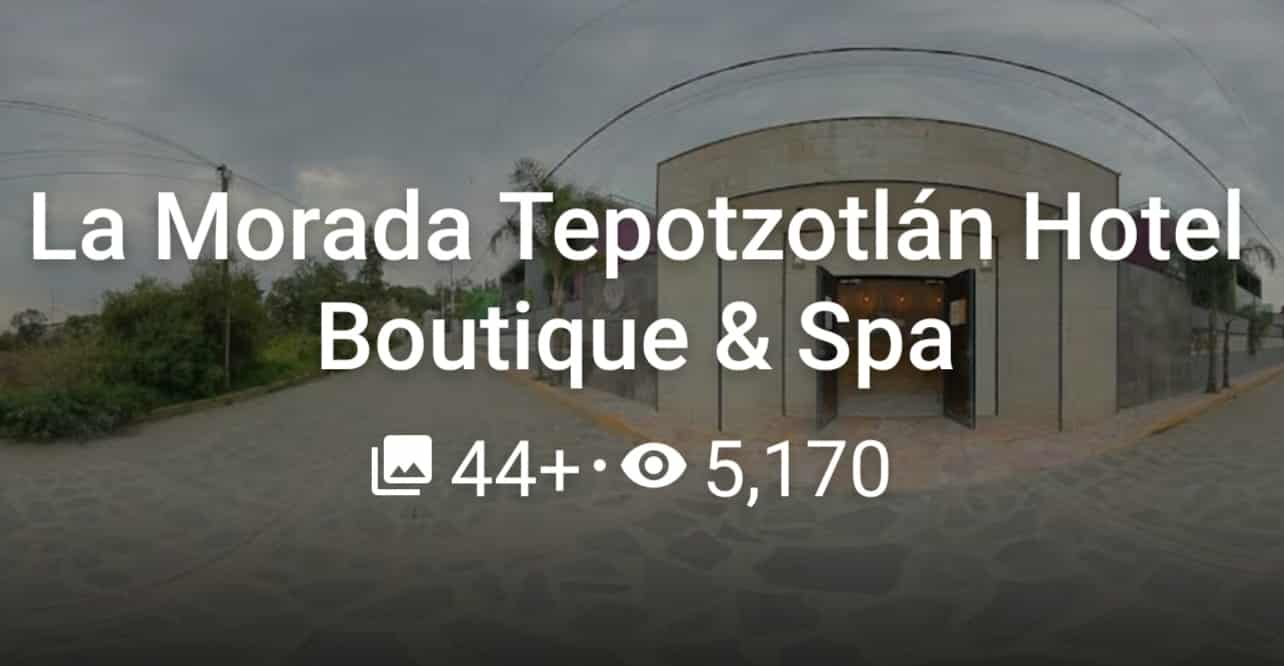 La Morada Tepozotlan Hotel Boutique 2020