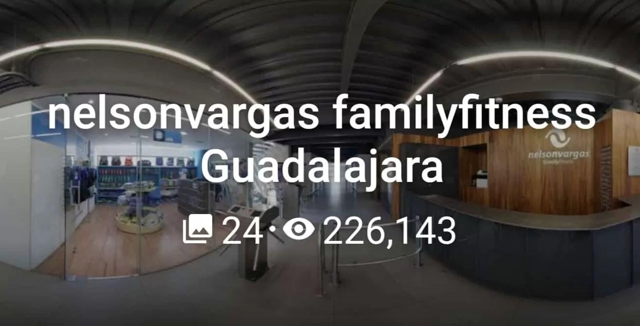 Nelson Vargas Familyfitness Guadalajara 2020