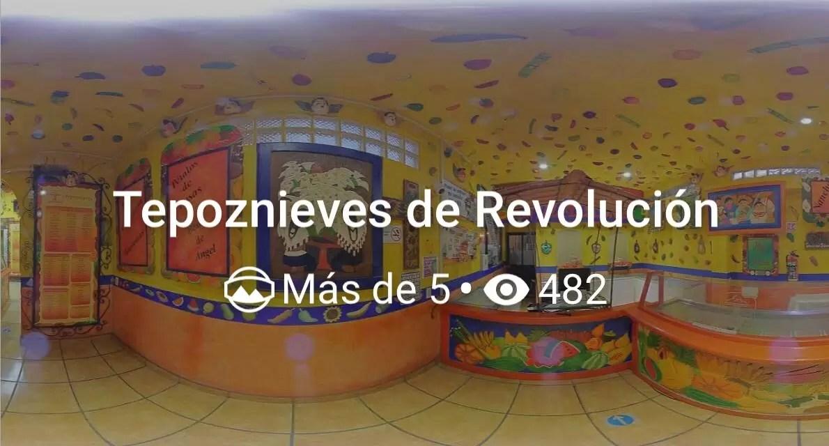 Tepoznieves-Revolucion