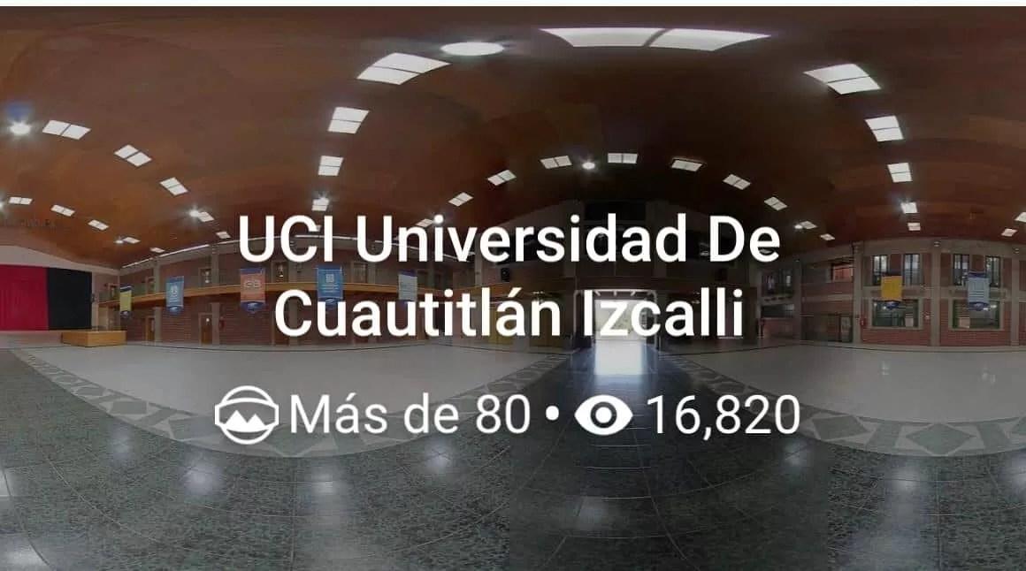 UCI Universidad de Cuautitlán Izcalli 2020