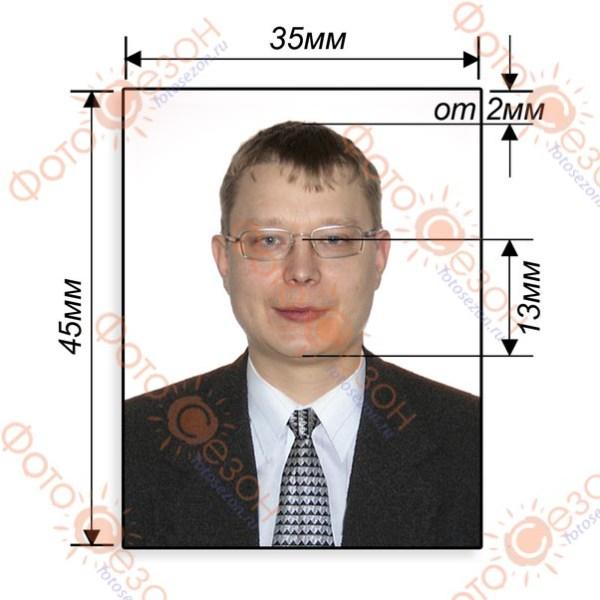 Размер Фотографии На Паспорт Рб