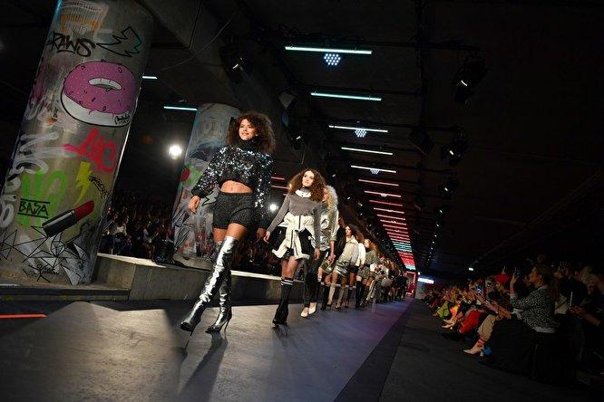 #VisitBerlin, Berlin,Berlin Fashion Week, Fashion / Beauty, Fashion Shows, Fashion Week, Mode, News, Schönheiten,Model