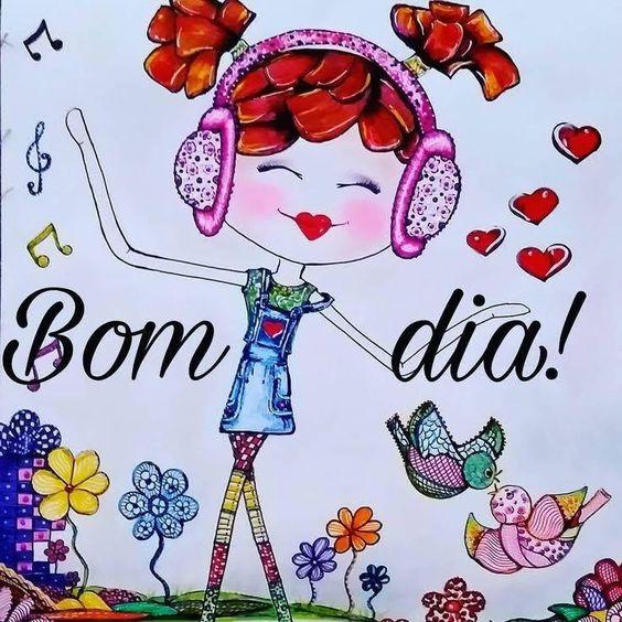 Bom dia! Muita música para agradar a Deus!