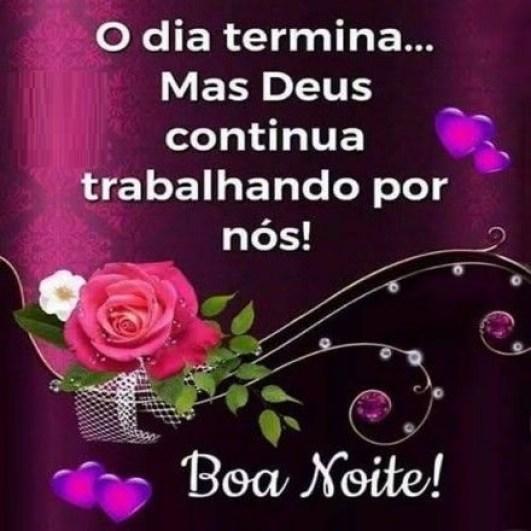 Boa noite com muito carinho e benção, te adoro e peço para Deus cuidar de você
