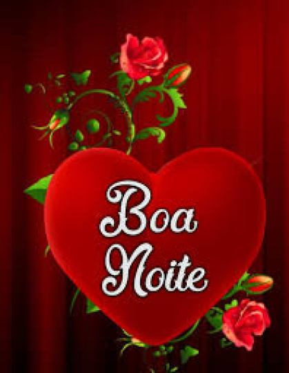 Boa noite coração