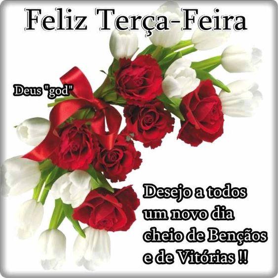 desejo um novo diade bençãos feliz terça feira