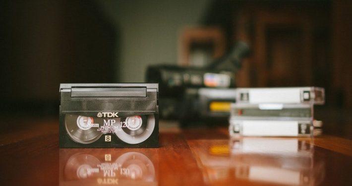 Imagen de Cintas VHS   Paso de cintas 8mm a DVD