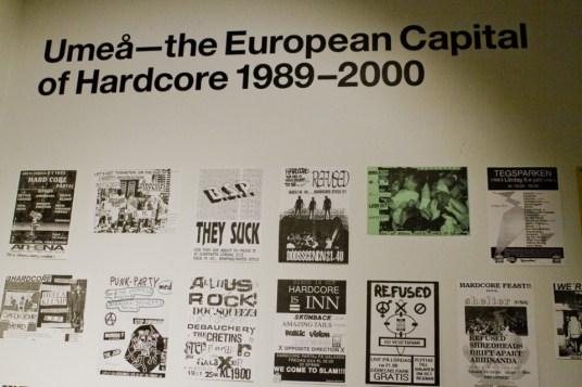 Umeå – European Capital of Hardcore 1989-2000