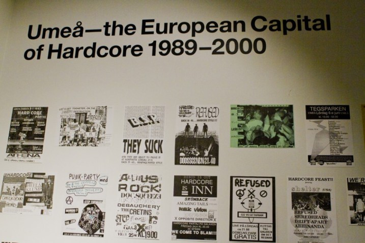 Umeå – European Capital of Hardcore 1989-2000