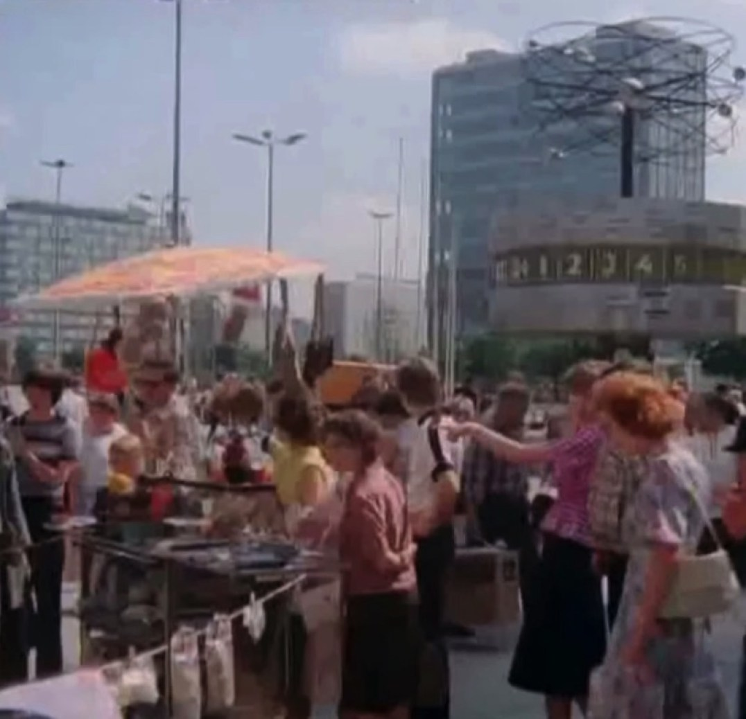 East Berlin in Video back in 1980 06