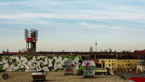 Abandoned Hospital Neukolln + Urban Exploration Berlin_43