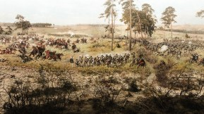 Panorama of the Battle of Racławice in Wrocław_15