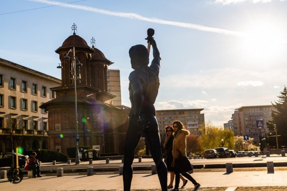 Things to do in Bucharest - Revolution Square
