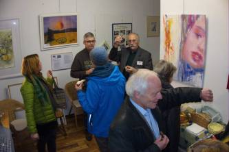 Vernissage im Kulturdepot Deutsch Wagram