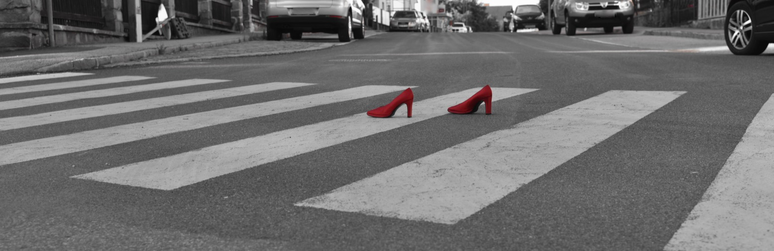 R.S. - überqueren eine Straße