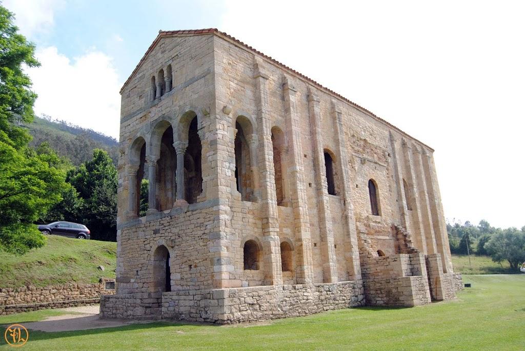 Palacete de Santa María del Naranco